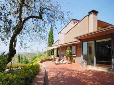 Image 6 | 6 bedroom villa for sale with 2.6 hectares of land, Florence, Chianti 201026