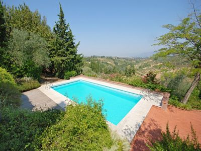 Image 7 | 6 bedroom villa for sale with 2.6 hectares of land, Florence, Chianti 201026