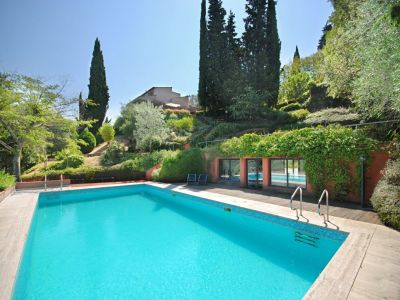 Image 8 | 6 bedroom villa for sale with 2.6 hectares of land, Florence, Chianti 201026