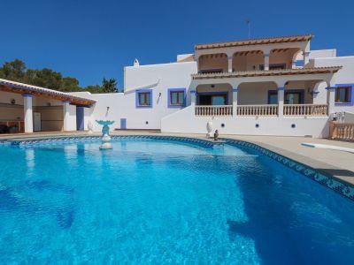 Image 12 | 7 bedroom villa for sale with 1.55 hectares of land, Cala Llenya, Eastern Ibiza, Ibiza 201077