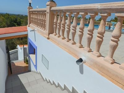 Image 13 | 7 bedroom villa for sale with 1.55 hectares of land, Cala Llenya, Eastern Ibiza, Ibiza 201077