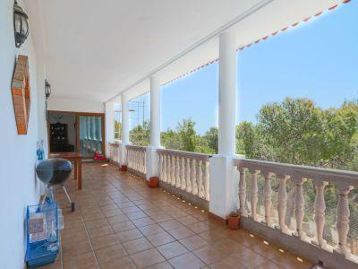 Image 19 | 7 bedroom villa for sale with 1.55 hectares of land, Cala Llenya, Eastern Ibiza, Ibiza 201077