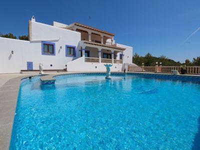 Image 3 | 7 bedroom villa for sale with 1.55 hectares of land, Cala Llenya, Eastern Ibiza, Ibiza 201077