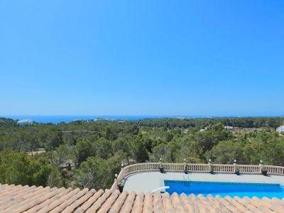 Image 8 | 7 bedroom villa for sale with 1.55 hectares of land, Cala Llenya, Eastern Ibiza, Ibiza 201077