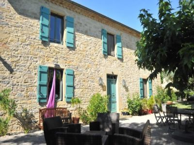 Image 2 | 9 bedroom farmhouse for sale with 14 hectares of land, Salvagnac, Tarn , Midi-Pyrenees 201080