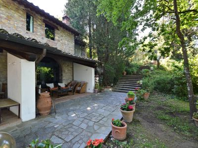 Image 3 | 3 bedroom villa for sale with 1 hectares of land, Florence, Chianti 201187