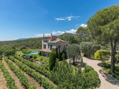 Image 2 | 8 bedroom villa for sale with 0.57 hectares of land, La Colle Sur Loup, Alpes-Maritimes 6, French Riviera 201349