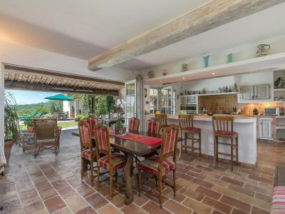 Image 5 | 8 bedroom villa for sale with 0.57 hectares of land, La Colle Sur Loup, Alpes-Maritimes 6, French Riviera 201349