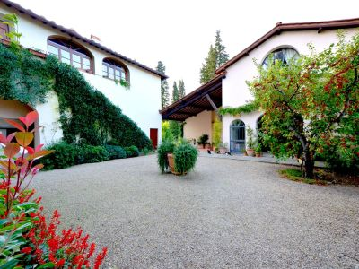 Image 4 | 25 bedroom villa for sale with 50 hectares of land, Florence, Chianti 201448
