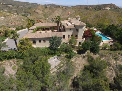 Image 4 | 7 bedroom villa for sale with 13.76 hectares of land, Bedar, Almeria Costa Almeria, Andalucia 201508