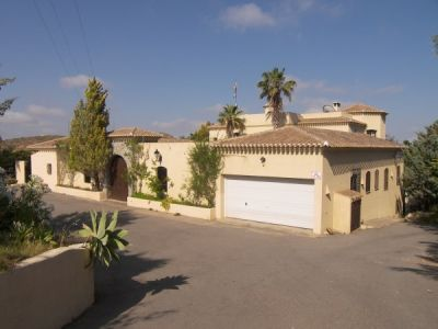 Image 7 | 7 bedroom villa for sale with 13.76 hectares of land, Bedar, Almeria Costa Almeria, Andalucia 201508