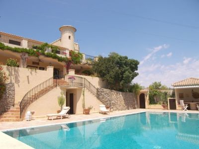 Image 8 | 7 bedroom villa for sale with 13.76 hectares of land, Bedar, Almeria Costa Almeria, Andalucia 201508