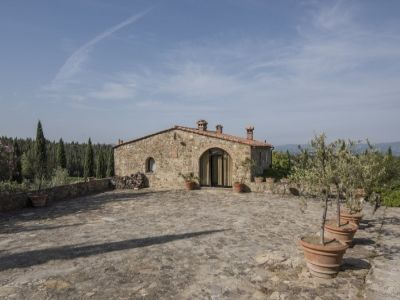 Image 10 | 10 bedroom farmhouse for sale with 2 hectares of land, Castellina in Chianti, Florence, Chianti 201930