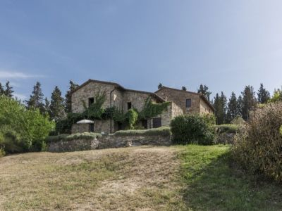 Image 12 | 10 bedroom farmhouse for sale with 2 hectares of land, Castellina in Chianti, Florence, Chianti 201930