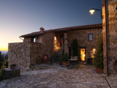 Image 9 | 10 bedroom farmhouse for sale with 2 hectares of land, Castellina in Chianti, Florence, Chianti 201930