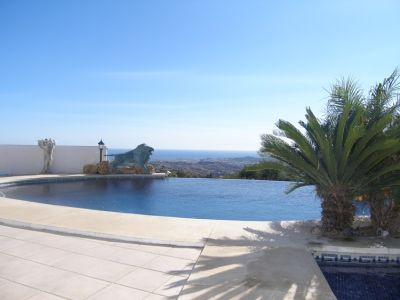 Image 3   6 bedroom villa for sale with 0.25 hectares of land, Mijas, Malaga Costa del Sol, Andalucia 202180