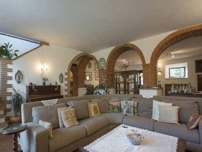 Image 15 | 4 bedroom villa for sale with 110 hectares of land, Trequanda, Siena, Chianti 202371