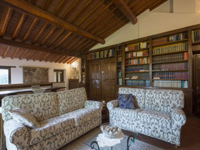 Image 19 | 4 bedroom villa for sale with 110 hectares of land, Trequanda, Siena, Chianti 202371