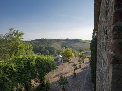 Image 23 | 4 bedroom villa for sale with 110 hectares of land, Trequanda, Siena, Chianti 202371