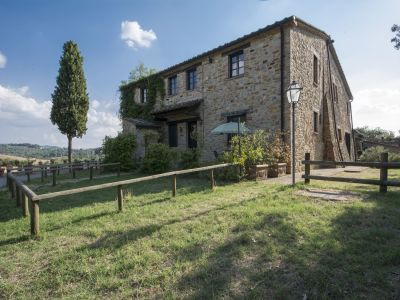 Image 3 | 4 bedroom villa for sale with 110 hectares of land, Trequanda, Siena, Chianti 202371