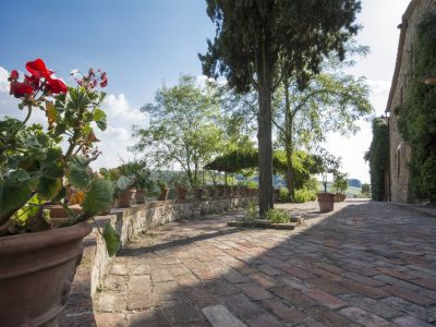 Image 4 | 4 bedroom villa for sale with 110 hectares of land, Trequanda, Siena, Chianti 202371