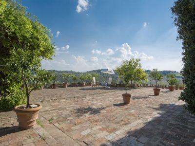Image 5 | 4 bedroom villa for sale with 110 hectares of land, Trequanda, Siena, Chianti 202371
