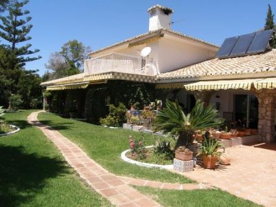 Image 1 | 18 bedroom villa for sale with 3.12 hectares of land, Mijas, Malaga Costa del Sol, Andalucia 202413