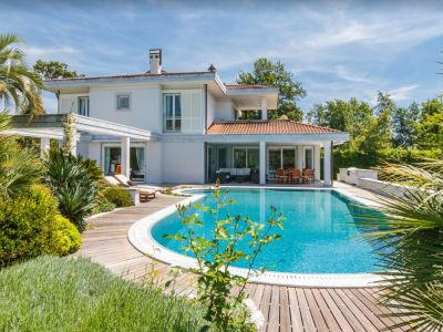 Image 1 | 6 bedroom villa for sale with 0.38 hectares of land, Forte dei Marmi, Lucca, Tuscany 202452