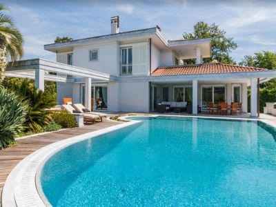 Image 2 | 6 bedroom villa for sale with 0.38 hectares of land, Forte dei Marmi, Lucca, Tuscany 202452