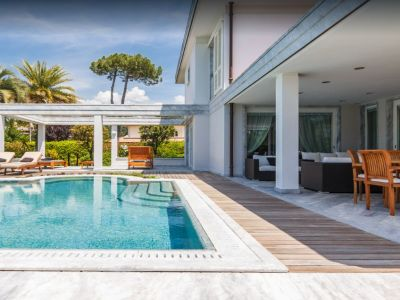 Image 3 | 6 bedroom villa for sale with 0.38 hectares of land, Forte dei Marmi, Lucca, Tuscany 202452