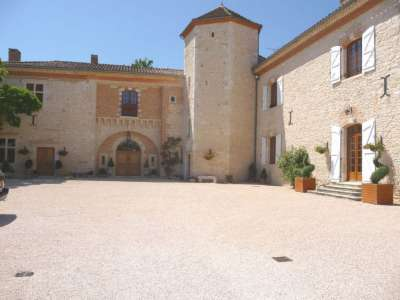 Image 11 | 8 bedroom French chateau for sale with 17.7 hectares of land, Gers, Gers , Gascony 202561