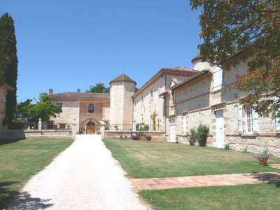 Image 12 | 8 bedroom French chateau for sale with 17.7 hectares of land, Gers, Gers , Gascony 202561