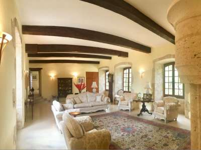 Image 14 | 8 bedroom French chateau for sale with 17.7 hectares of land, Gers, Gers , Gascony 202561