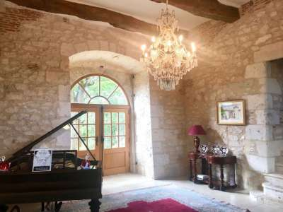 Image 15 | 8 bedroom French chateau for sale with 17.7 hectares of land, Gers, Gers , Gascony 202561