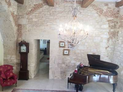Image 16 | 8 bedroom French chateau for sale with 17.7 hectares of land, Gers, Gers , Gascony 202561