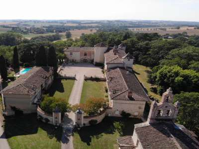 Image 31 | 8 bedroom French chateau for sale with 17.7 hectares of land, Gers, Gers , Gascony 202561