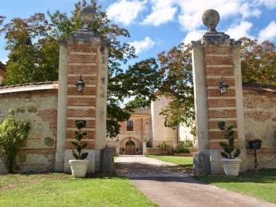 Image 5 | 8 bedroom French chateau for sale with 17.7 hectares of land, Gers, Gers , Gascony 202561