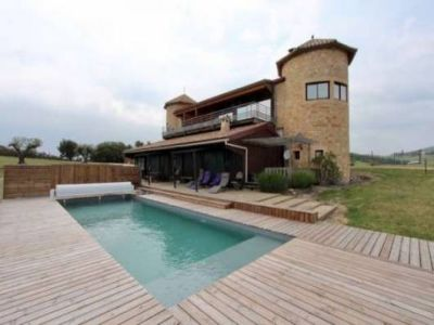 Image 1 | 12 bedroom farmhouse for sale with 120.52 hectares of land, Carcassonne, Aude , Languedoc-Roussillon 202620