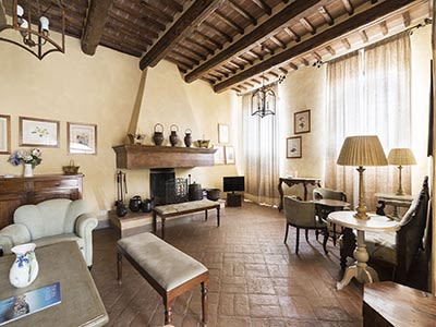 Image 23 | Enchanting Estate in Tuscany for Sale with Guest House suitable for B&B with income potential 202790