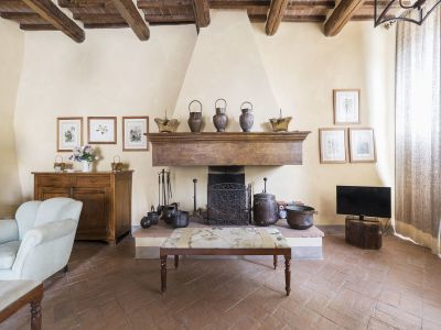 Image 26 | Enchanting Estate in Tuscany for Sale with Guest House suitable for B&B with income potential 202790