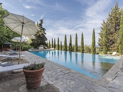 Image 3 | Enchanting Estate in Tuscany for Sale with Guest House suitable for B&B with income potential 202790