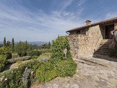 Image 5 | Enchanting Estate in Tuscany for Sale with Guest House suitable for B&B with income potential 202790