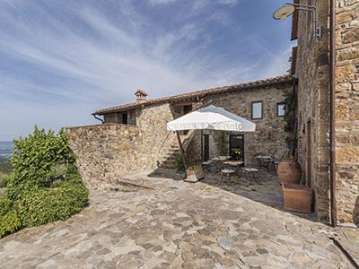 Image 8 | Enchanting Estate in Tuscany for Sale with Guest House suitable for B&B with income potential 202790
