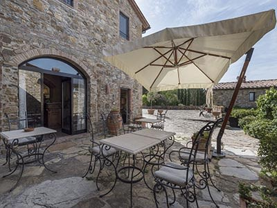 Image 9 | Enchanting Estate in Tuscany for Sale with Guest House suitable for B&B with income potential 202790