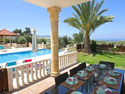 Image 6 | 4 bedroom villa for sale with 0.44 hectares of land, Latchi, Paphos 202829