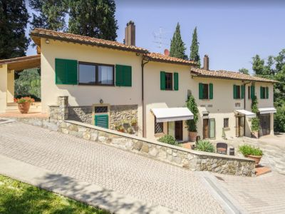 Image 25   Historic Farmstead with Productive Vinyard and Olive Groves for sale in Tuscany with 18 hectares 203334
