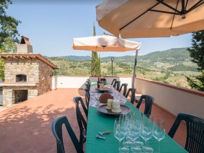 Image 26   Historic Farmstead with Productive Vinyard and Olive Groves for sale in Tuscany with 18 hectares 203334