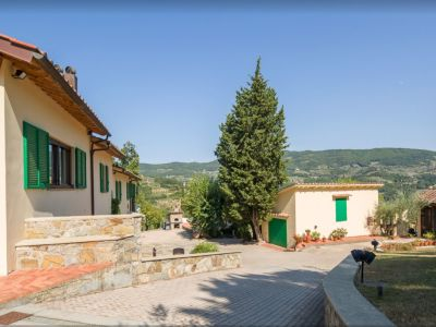 Image 27   Historic Farmstead with Productive Vinyard and Olive Groves for sale in Tuscany with 18 hectares 203334