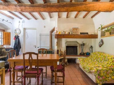 Image 9   Historic Farmstead with Productive Vinyard and Olive Groves for sale in Tuscany with 18 hectares 203334