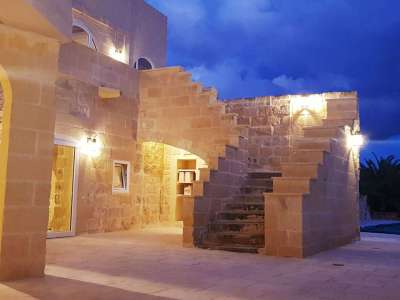 Image 3 | 5 bedroom villa for sale with 770m2 of land, Gharb, Gozo, Gozo Island 204069